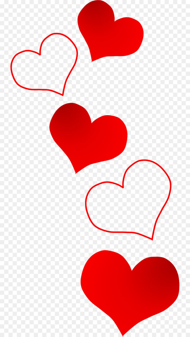 Clip Art Heart Line Valentines Day Point Free Heart Cliparts.
