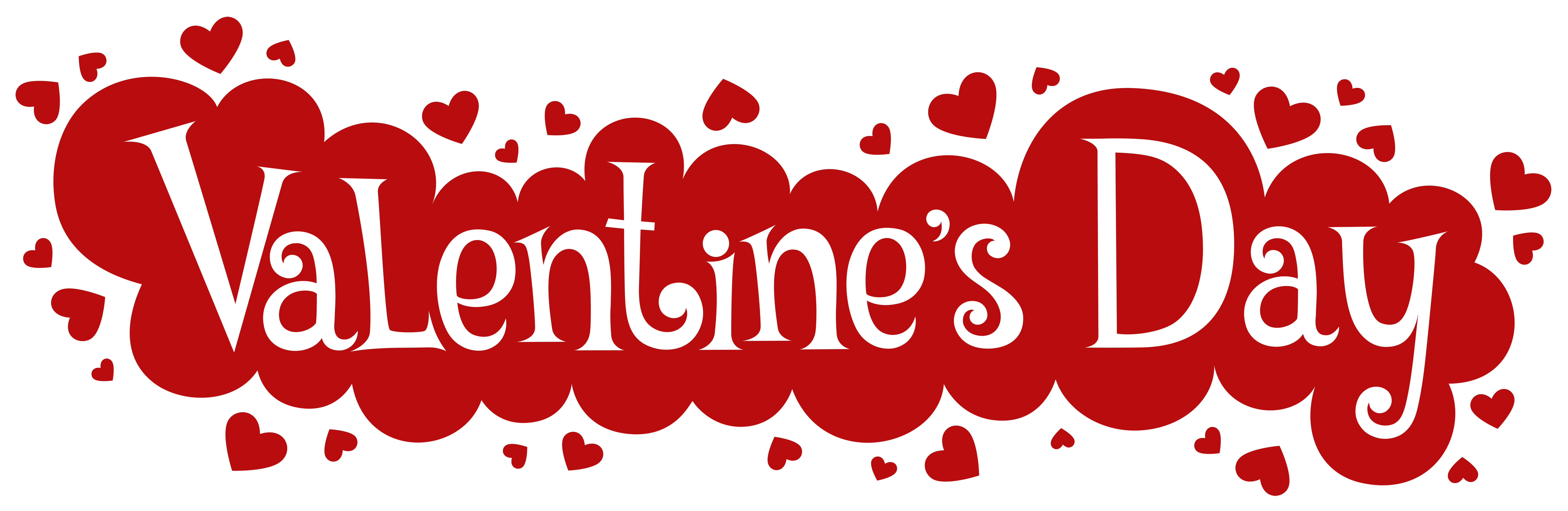 Valentine\'s Day PNG Clip Art Image.