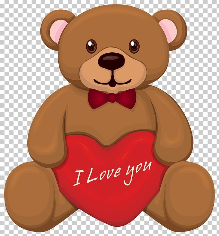 Valentine\'s Day Heart Teddy Bear PNG, Clipart, Bear.