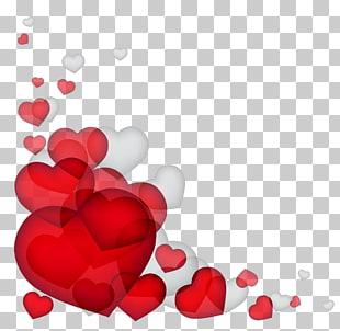 Wedding invitation Valentine\'s Day Heart , Transparent.