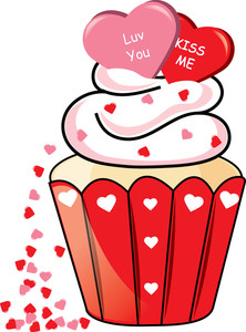 Free Cupcake Clipart Image 0515.