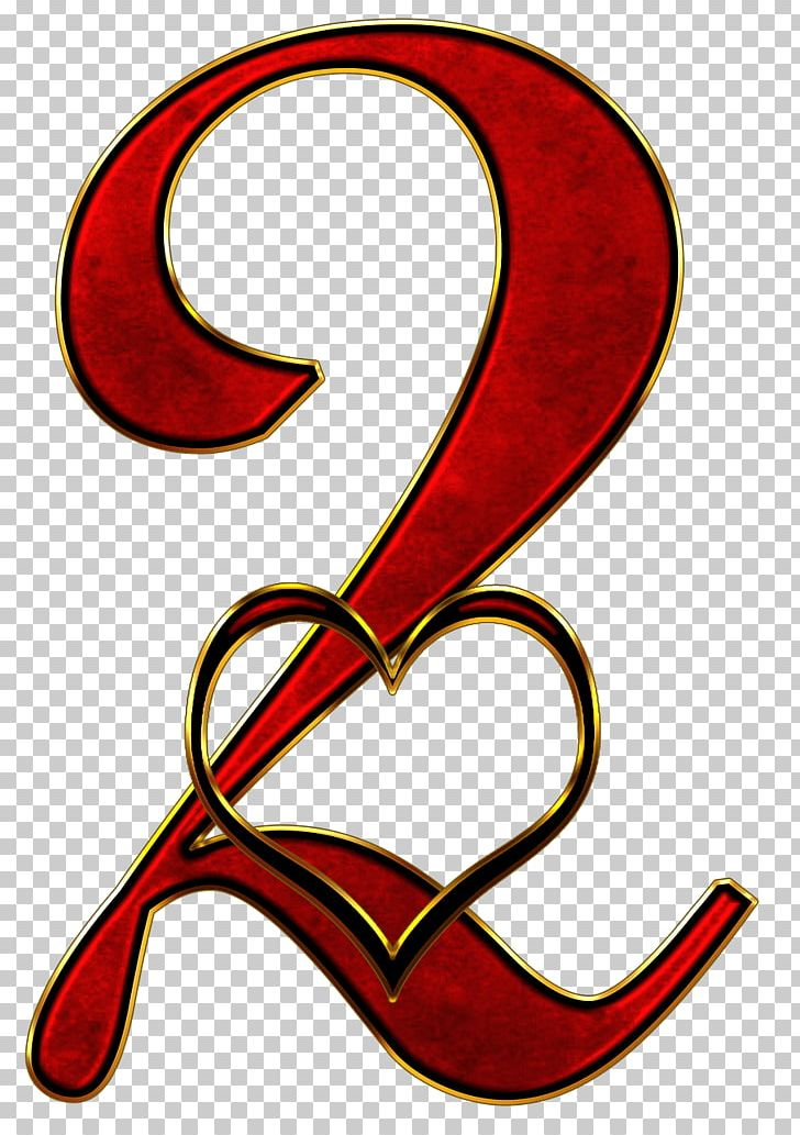 Valentine Number 2 PNG, Clipart, Miscellaneous, Numbers Free.