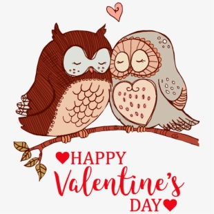 PNG Valentines Owl Cliparts & Cartoons Free Download.