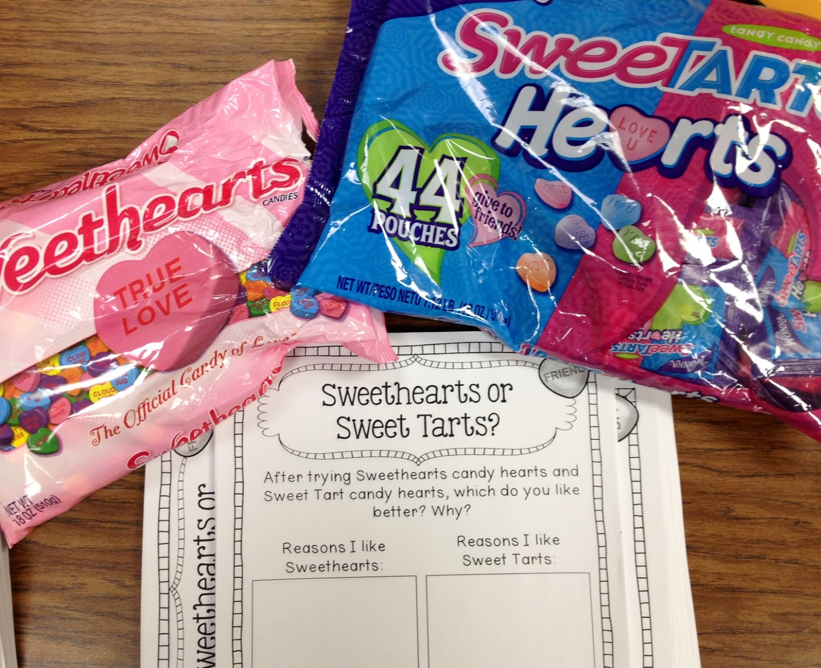 Sweethearts or Sweet Tarts?! What\'s your opinion?.