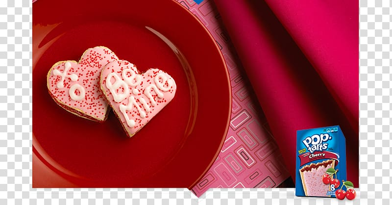 Frosting & Icing Heart Valentine\'s Day Love Pop.