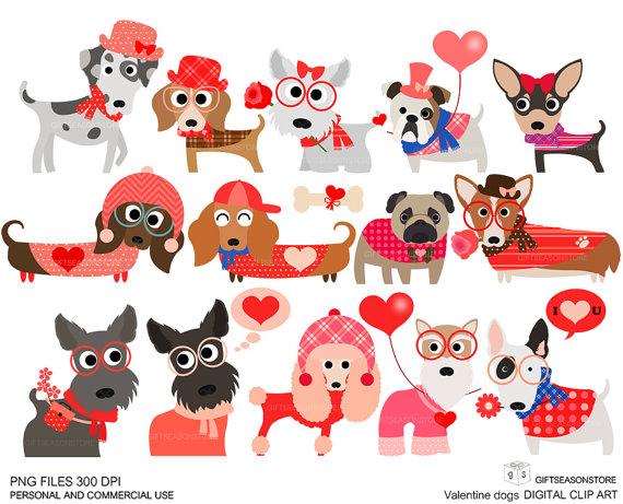 Valentino clipart clipground - Animale san valentino clipart ...