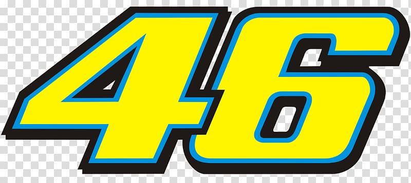No.46 sticker illustration, Valentino Rossi: The Game Grand.