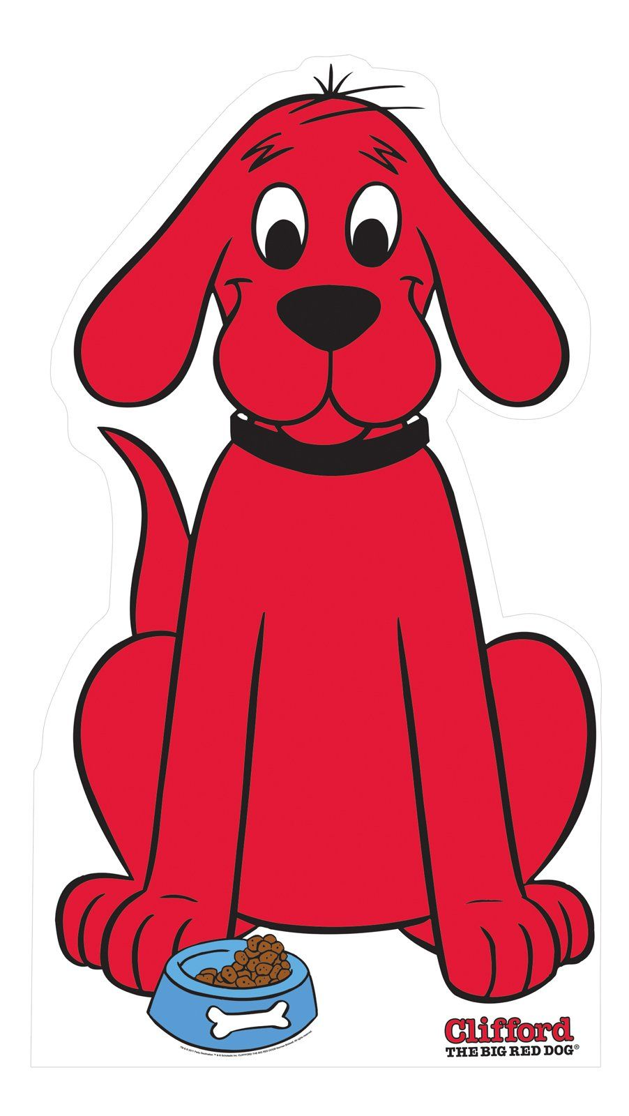 Clifford The Big Red Dog.