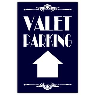 Valet Clipart.