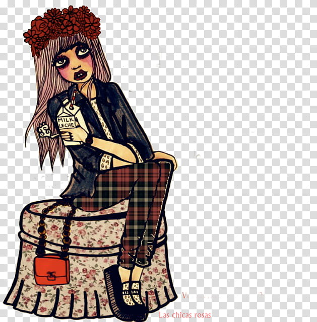 Valfre, woman sitting on ottoman illustration transparent.