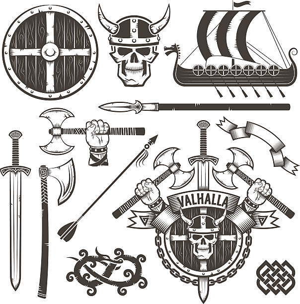 Valhalla Clip Art, Vector Images & Illustrations.