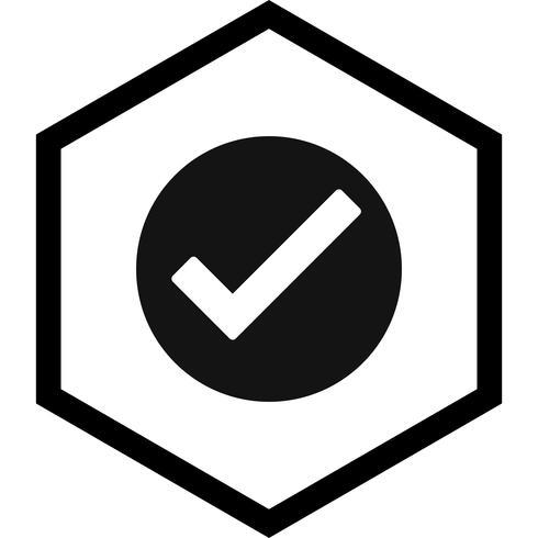 Valid Icon Design.