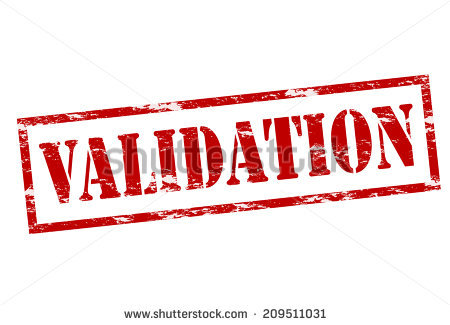 Validation Stamp Stock Images, Royalty.