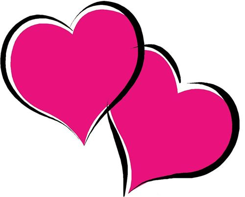 Valentines Day Heart Clipart.