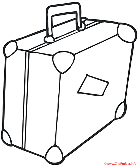 Clipart valise » Clipart Station.