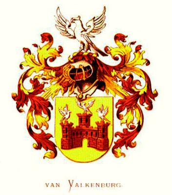 Van Valkenburg Name Origin.
