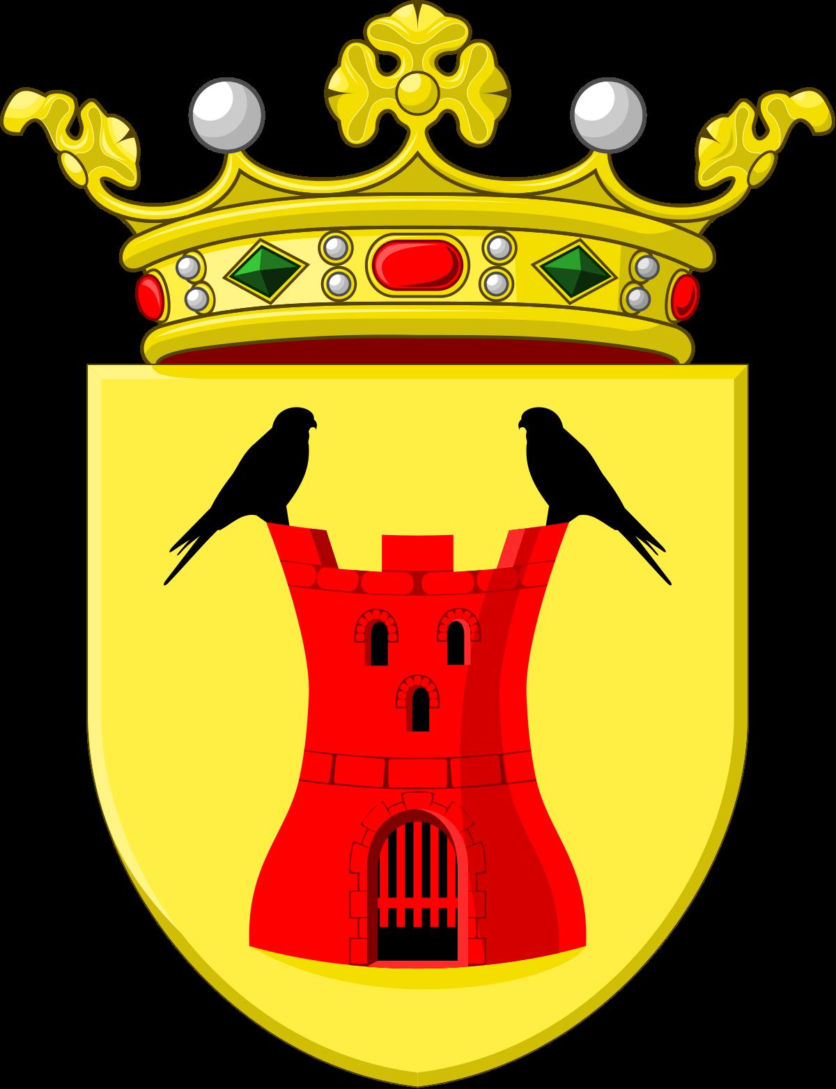 Wapen van Valkenburg (Zuid.