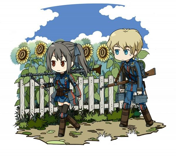 35 best images about Valkyria Chronicles on Pinterest.