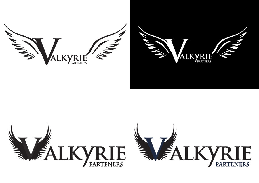 Entry #161 by ARTEMIS10 for Design a Logo for Valkyrie.
