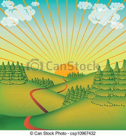 Valley Illustrations and Stock Art. 6,322 Valley illustration and.