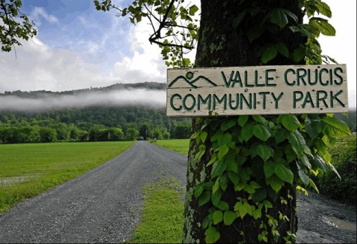 Valle Crucis Community Park — Blue Ridge Conservancy.