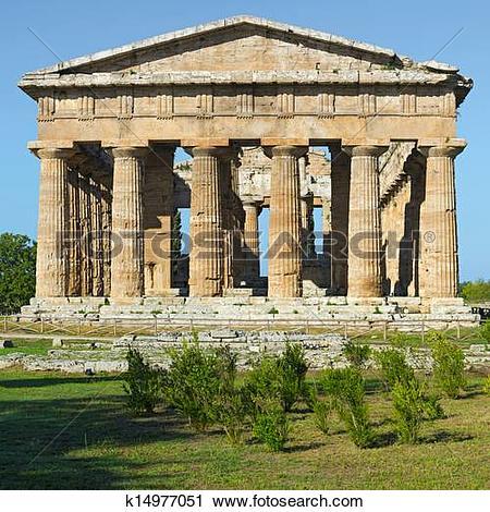 Stock Photography of Valle dei Templi k14977051.