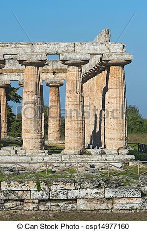Stock Image of Valle dei Templi csp14977160.