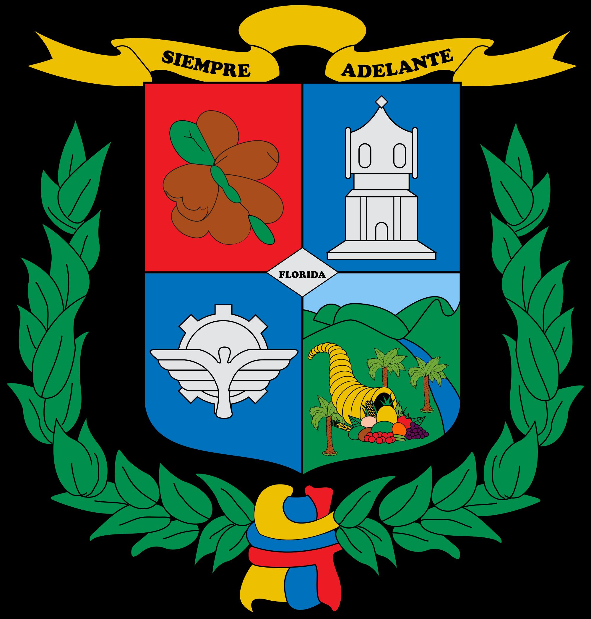 File:Escudo de Florida (Valle del Cauca).svg.
