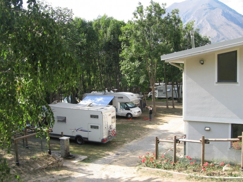 Camping Valle Gesso **.