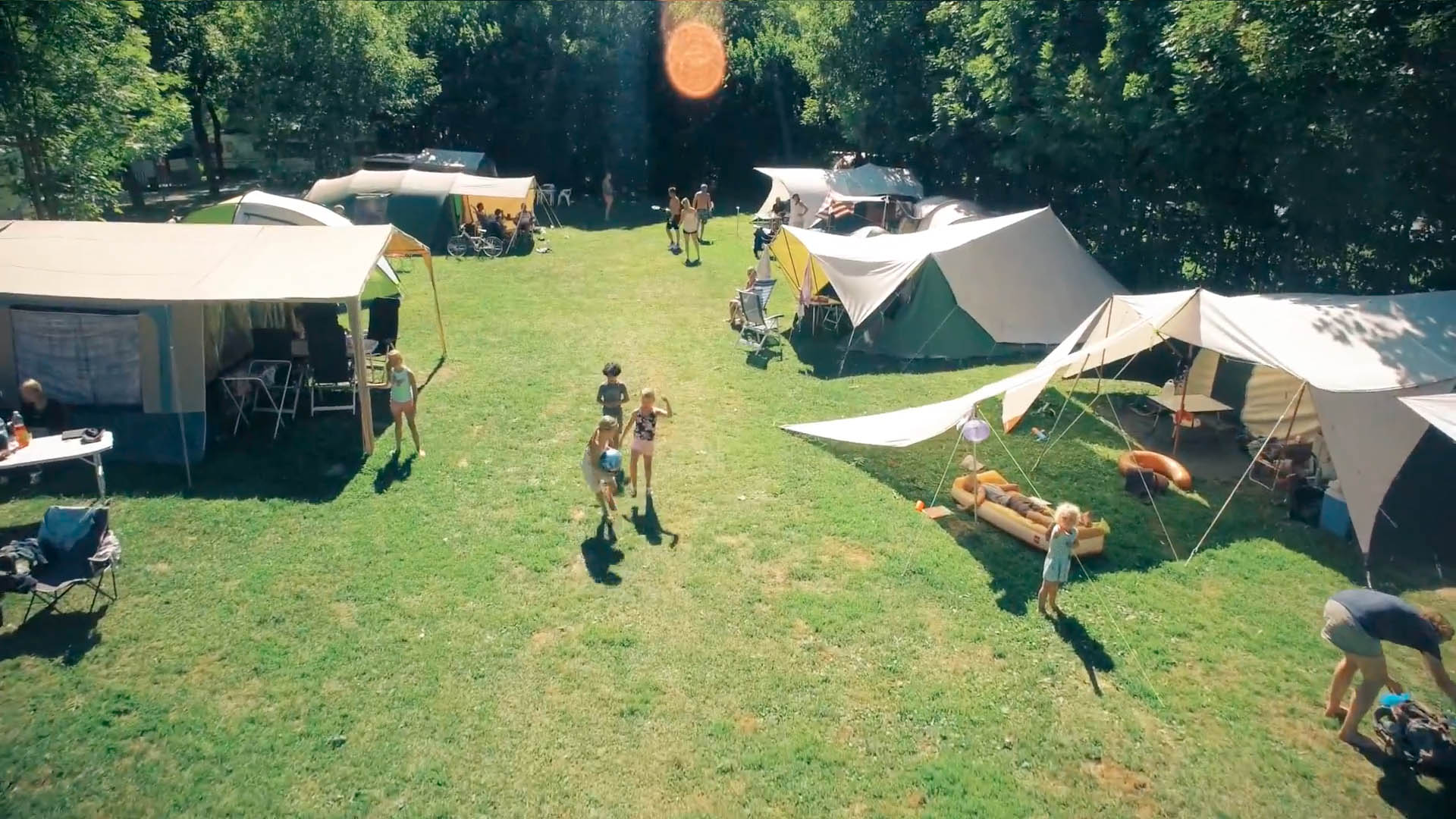 Camping Valle Gesso.