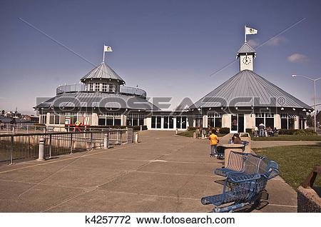 Stock Photo of Vallejo Ferry Terminal k4257772.
