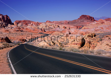 Valley Of Fire Stock Photos, Royalty.