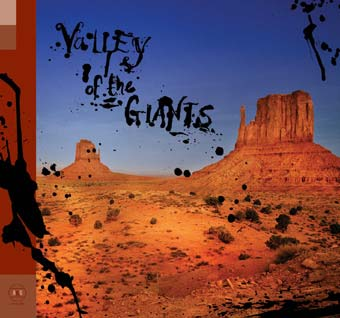 Valley of the giants clipart #5