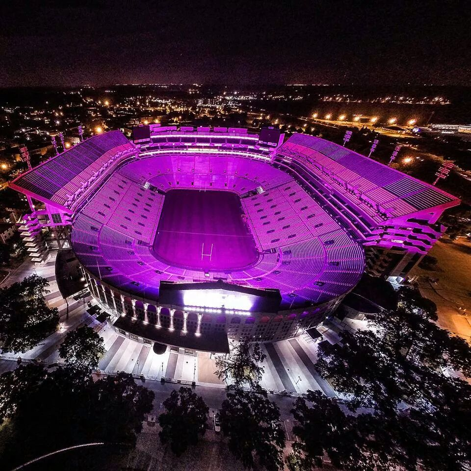 Tiger stadium, Tigers and Death valley on Pinterest.