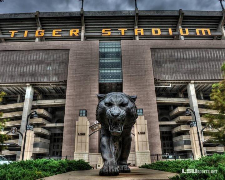 17 Best ideas about Tiger Stadium on Pinterest.