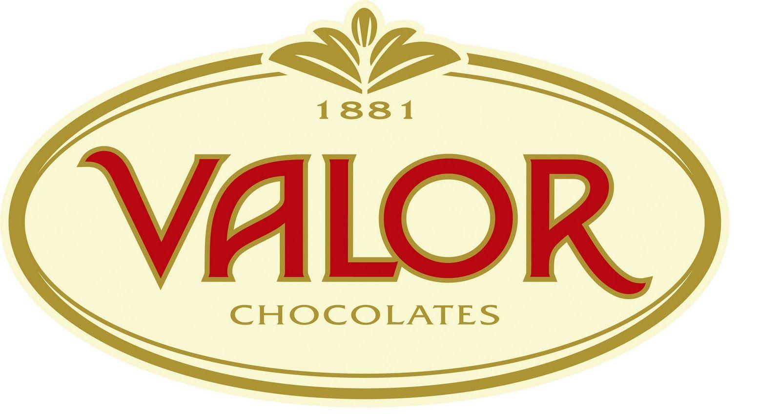 Chocolates Valor logo #design, #brand, #identity, #logo.