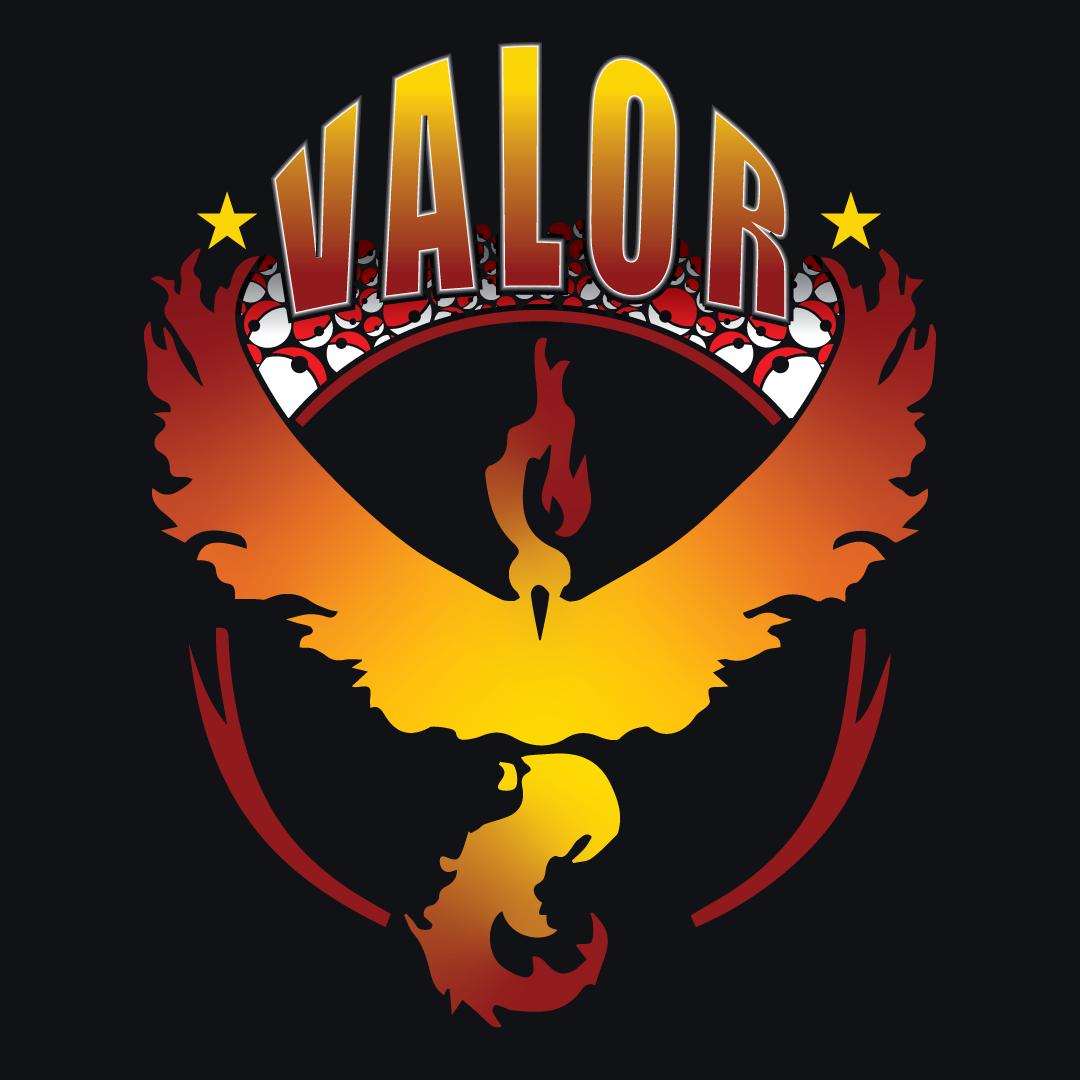Valor Logo on Behance.