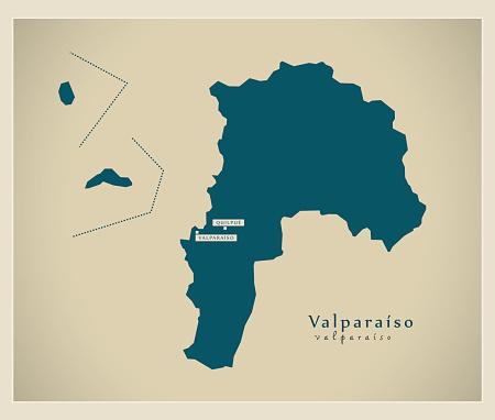 Valparaiso Region Clip Art, Vector Images & Illustrations.
