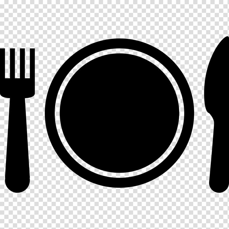 Buffet Knife Fork Plate Computer Icons, Biriyani transparent.