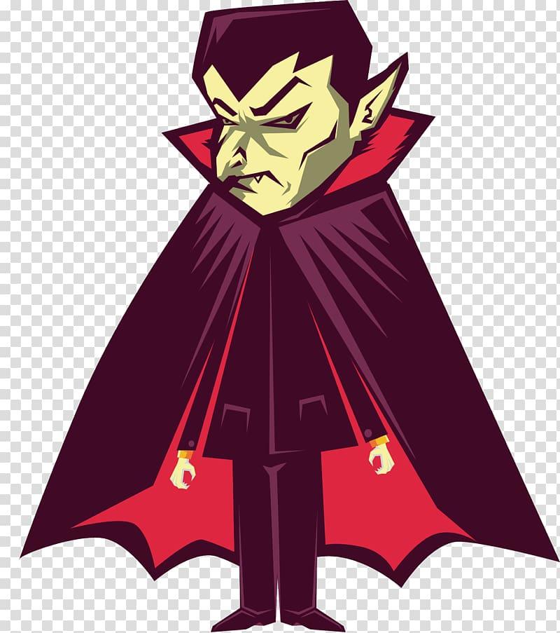 Vampire The Vampyre, Vampire Duke transparent background PNG.