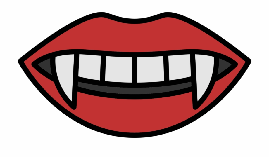 Vampire Teeth Png High Quality Image.