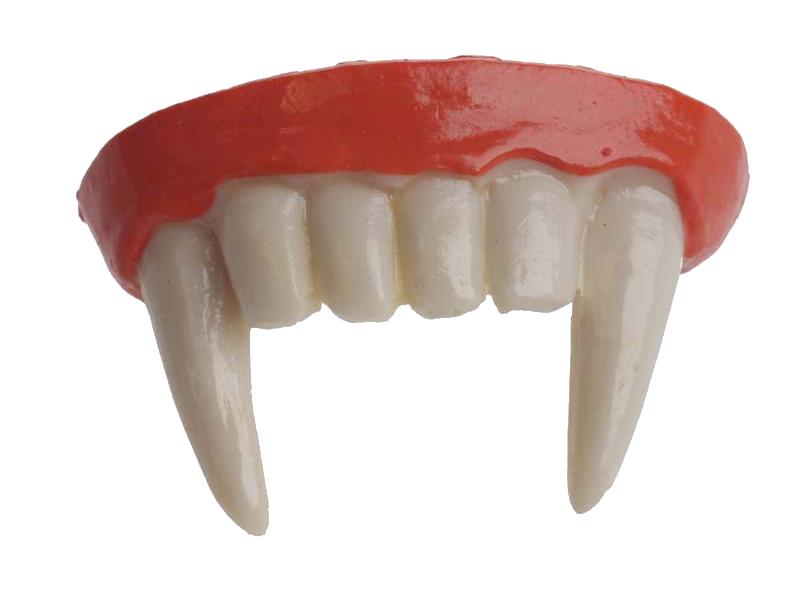 Vampire Fang Tooth pathology Dentures.