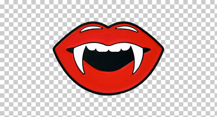 Vampire Lips, red lips illustration PNG clipart.