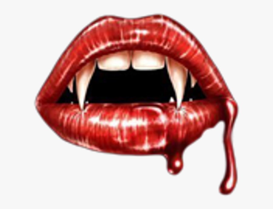 Vampire Fangs Png.