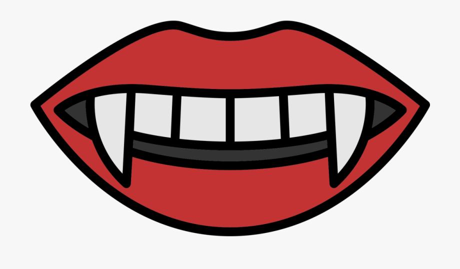 Vampire Teeth Png.
