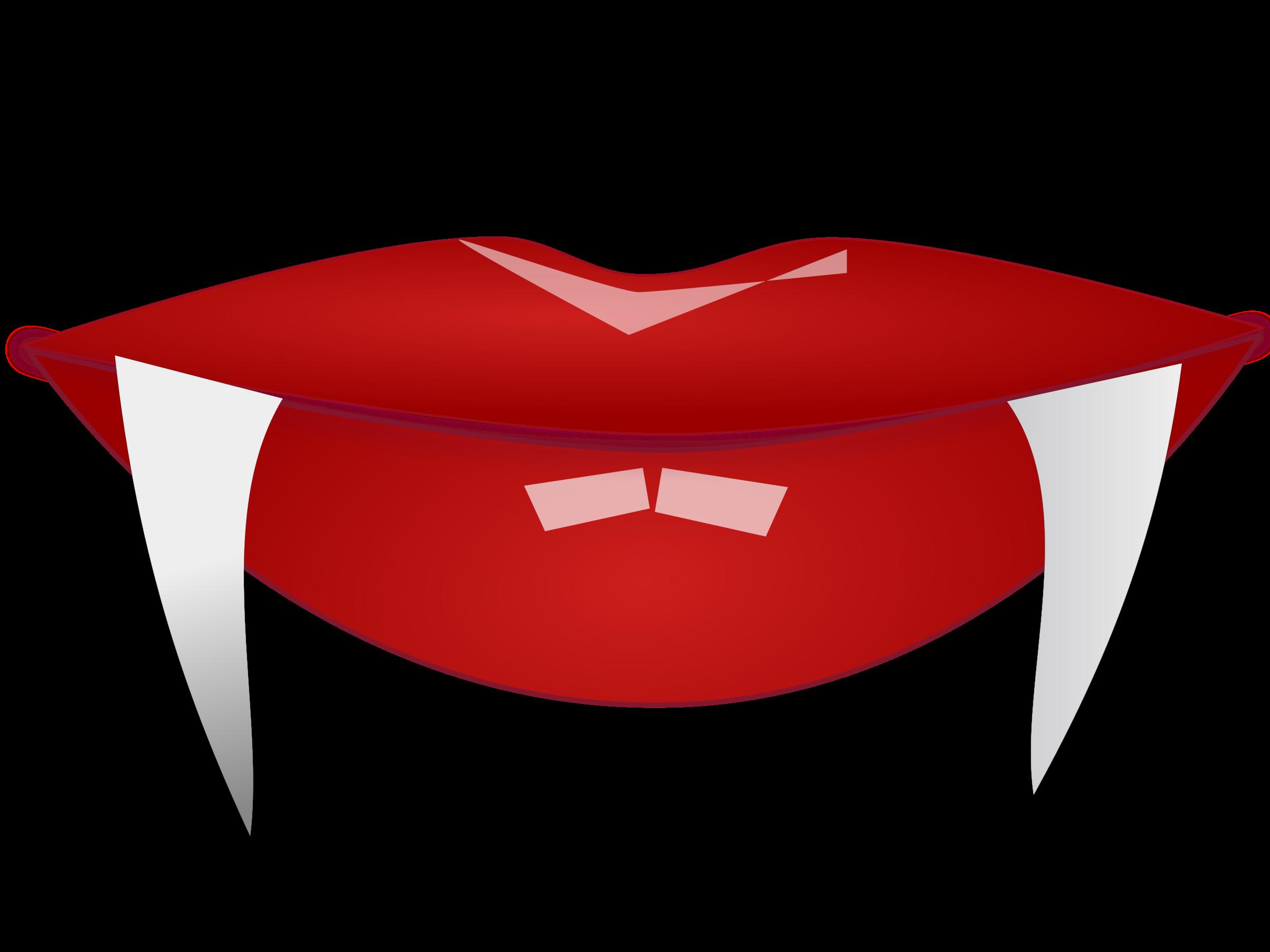 Fang Vampire Clip art.