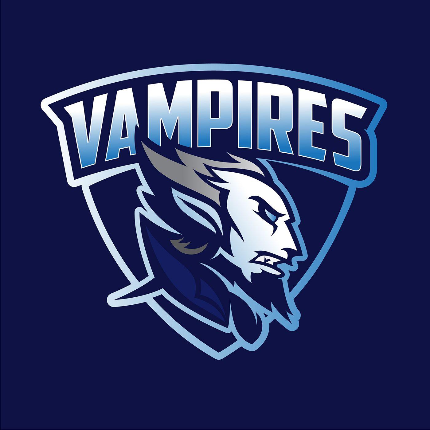 Vampires. Logo concept. For sale. on Behance.