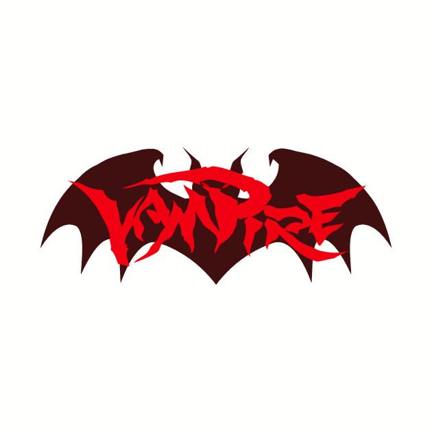 Vampire Bat Logo.