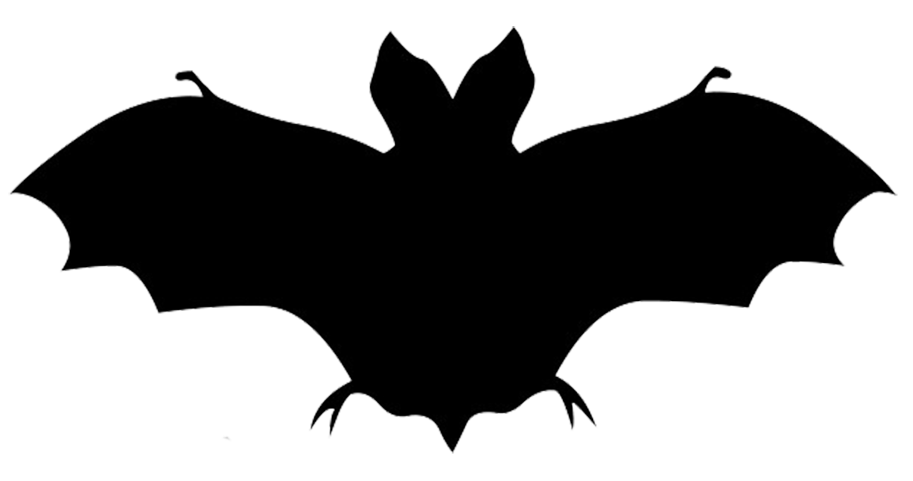Vampire bat Silhouette Clip art.