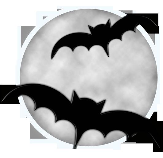 Halloween Bat Clip art.